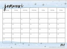 Januari 2018 kalender Download 2019 Calendar Printable