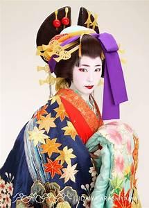 Moderne Japanische Kleidung : a woman dressed as an oiran at a kimono photography experience anziehsachen pinterest ~ Orissabook.com Haus und Dekorationen
