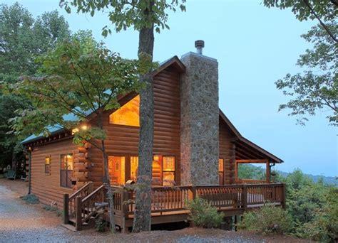 cabin rentals in ga ga mountain cabin r neck of the woods blue sky