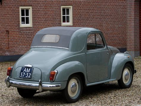 1937 Fiat 500 Topolino Related Infomationspecifications