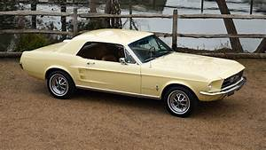 67 Low mileage Ford Mustang V8 Coupe - Muscle Car