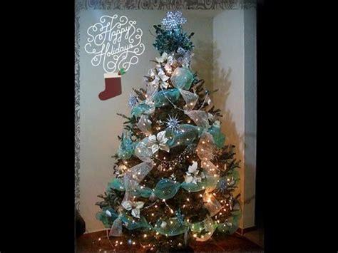 como decorar un 225 rbol de navidad f 225 cil y sencillo youtube