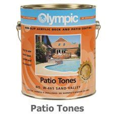 Olympic Patio Tones Deck Coating