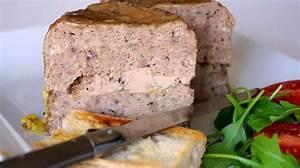 Terrine Foie De Volaille Et Porc : terrine de volaille au foie gras recette terrine de ~ Farleysfitness.com Idées de Décoration