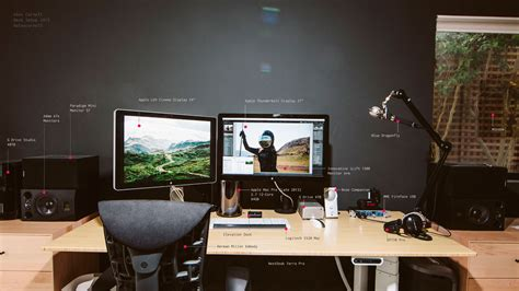Home Based Web Design Work by Working From Home My Desk Setup Alex Cornell Alex