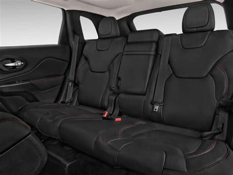 jeep cherokee sport interior 2016 image 2017 jeep cherokee trailhawk 4x4 rear seats size
