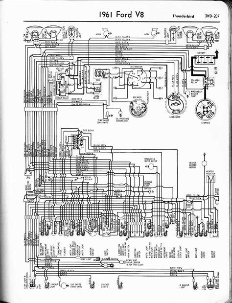 Bird Wiring Diagram Ford Thunderbird Seat Diagrams