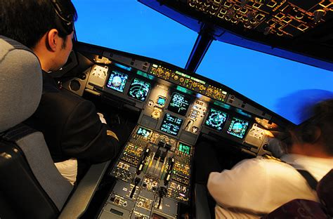siege simulateur de vol simulateur de vol airbus 320