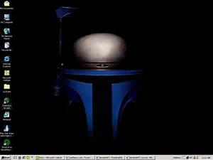 Jango Fett Helmet Desktop by savoy6 on DeviantArt