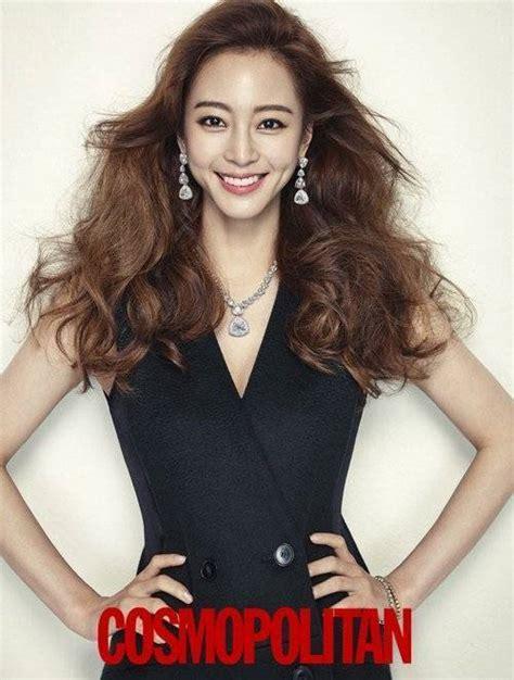 curly hair kpop korean hair  style