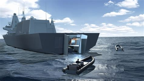 Stern Boat Type by The Type 26 Global Combat Ship Equipment Think Defence