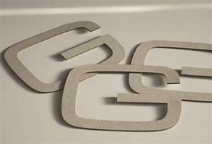 Buchstaben Aus Pappe : b3d studio 3d buchstaben und logos aus pappe oder wellpappe ~ Sanjose-hotels-ca.com Haus und Dekorationen