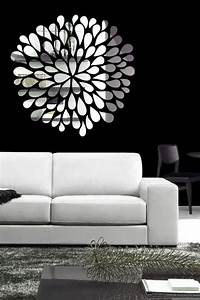 reflective wall decals with mirror like finish With best mirror decals for walls
