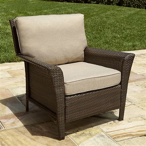 ty pennington style parkside lounge chair outdoor living