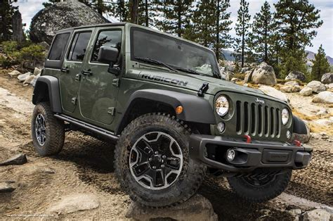 Inside Look At The 2015 Jeep Wrangler Hard Rock