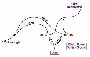 Deck Low Voltage Lighting Wiring Diagram