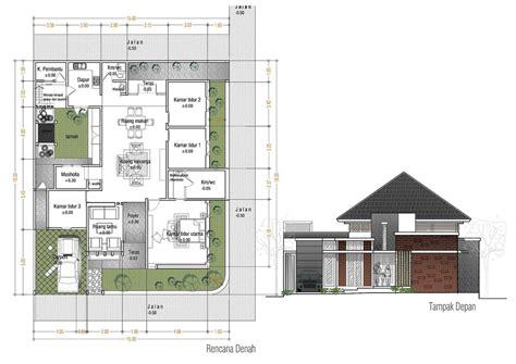 desain rumah  kamar tidur xmeter desain desain rumah