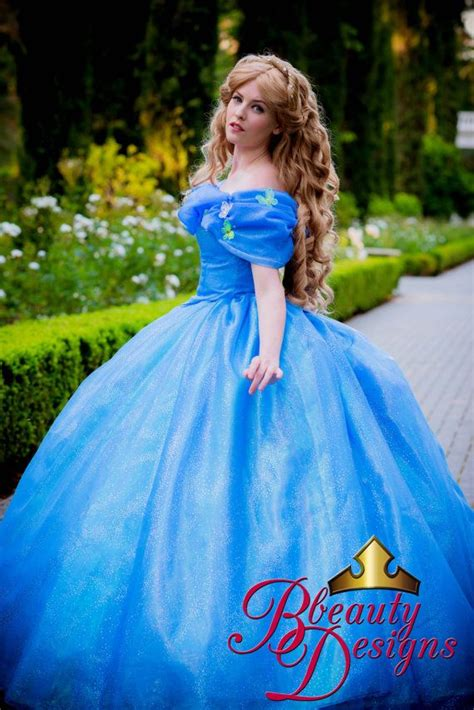 Dress Stelan Live cinderella new 2015 live inspired gown por
