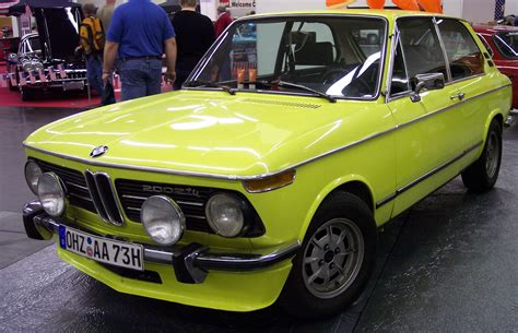 1968 Bmw 2002 Touring Related Infomationspecifications