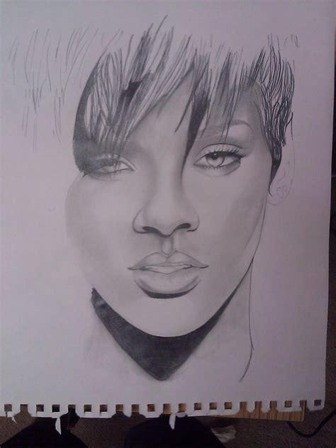 Wallpaper Of Chris Brown Drawing Rihanna By Montykvirge On Deviantart