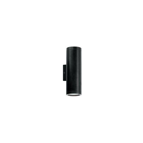 eglo eglo 84003 riga 2 light modern outdoor wall light anthracite finish ip44 garden