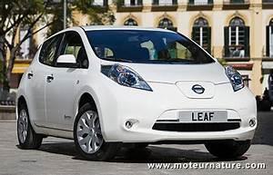 Autonomie Nissan Leaf : nissan r agirait en augmentant l 39 autonomie de la leaf ~ Melissatoandfro.com Idées de Décoration