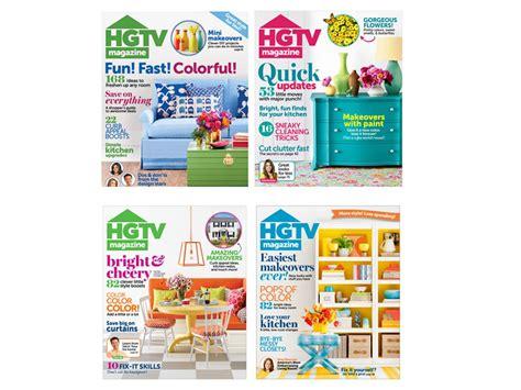 hgtv magazine digital  issues hgtv