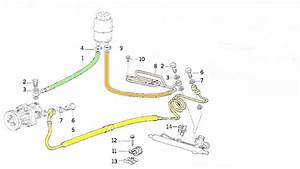 Bmw E36 Power Steering Reservoir  U0026 Hose Replacement