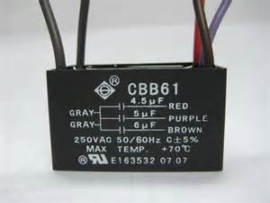 ceiling fan wiring diagram capacitor cbb61 get free