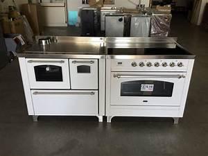 Portfolios cucine stufe a legna e termocucine for Cucine combinate legna induzione