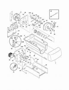 Frigidaire  Parts For Frigidaire Gallery Refrigerator