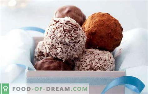 Receptes saldumiem mājās vienkārši palīdz! Mājas saldumu ...