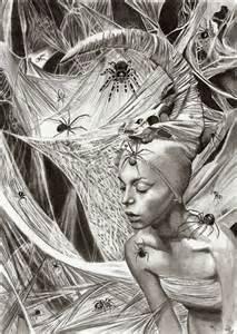 Dark Pencil Art Drawings