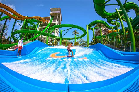 Flowrider Whitewater West