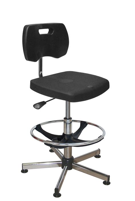 swivel chair with footring uk manufacturer syspal uk