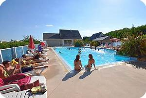 camping 3 etoiles piscine chauffee sarzeau morbihan 56 With camping en france pas cher avec piscine