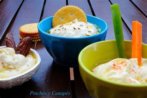 dip canapes dip o salsa de cerveza y queso pinchos canapés