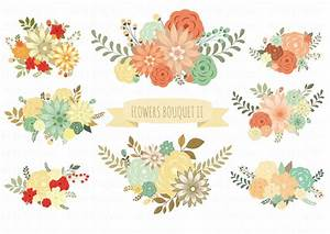 Free Wedding Flower Clipart (70+)