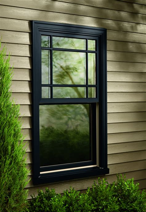 Black Window Sashes  Can I Pull It Off?