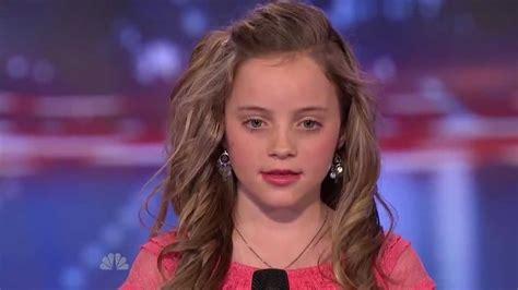 Chloe Channell  All American Girl  America's Got Talent
