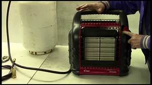 Plumbing A Mr  Heater Big Buddy Heater Into Your Rv