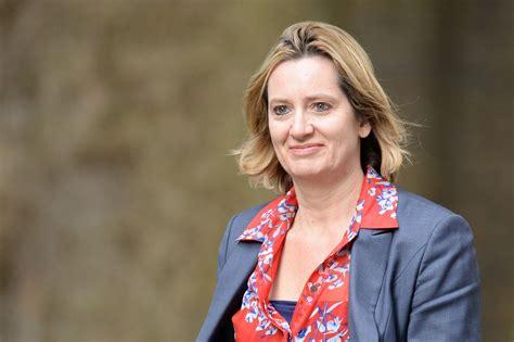 Amber Rudd Profile: Who Is Britain's New Home Secretary?