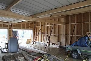 Construire Un Garage En Bois Soi Meme : comment construire un garage soi meme capturnight ~ Dallasstarsshop.com Idées de Décoration