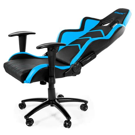 siege pc gamer akracing player gaming chair bleu ak k6014 bl achat