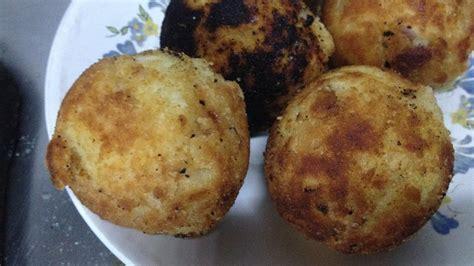 Baked mashed potato spanish omelet recipe. My Cooking Skills | Ukrainian Mashed Potato Wrap | Korean Eggplant | Spanish Potato Balls - YouTube