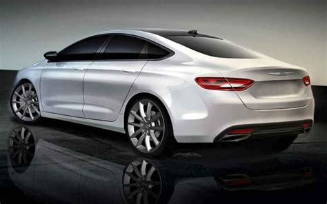 Price Of New Chrysler 200 by 2018 Chrysler 200 Review Redesign Features Engine