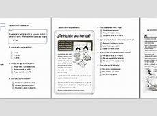 Evaluación Censal ECE Cuadernillo 01 para imprimir ~ RUTAS