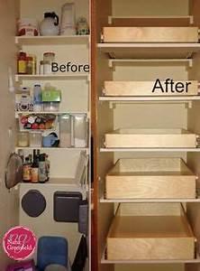 Küche Praktisch Einräumen : vorratsschrank in der k che einr umen einrichtung pinterest vorratsschrank nahrungsmittel ~ Markanthonyermac.com Haus und Dekorationen