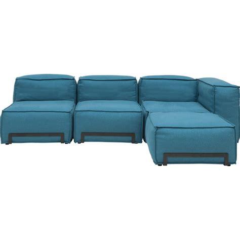 canapé convertible avec pouf canapé padded modulable avec pouf fauteuil et élément d 39 angle