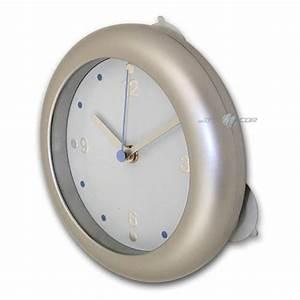 Uhr Für Badezimmer : wanduhren badezimmeruhr uhren 3 saugf e uhr f r badezimmer wanduhr k chenuhren ebay ~ Orissabook.com Haus und Dekorationen